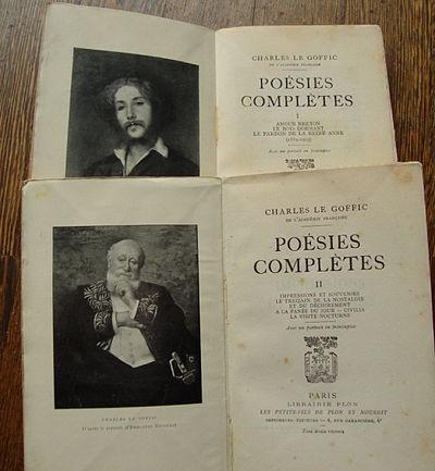 400px-Poésie_complès_de_Le_Goffic_en_2_tomes.JPG
